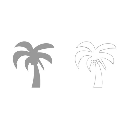 Palm it is the grey set icon .