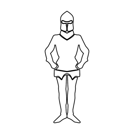Armour it is black color path icon .