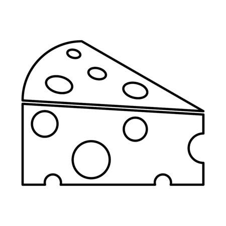 ピースチーズブラックのアイコン。