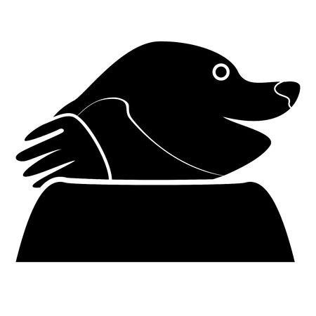 Mole icon Ilustração