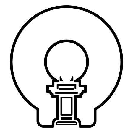 MRI diagnostic icon