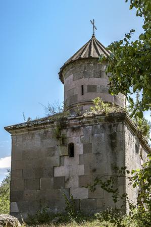 Armenia, the monastery complex Goshavank. Church Surb Gevorg of the twelfth century.