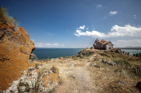 ninth: Armenia. The Airavank temple, located on the shores of the beautiful Lake Sevan, dates back to the ninth century.