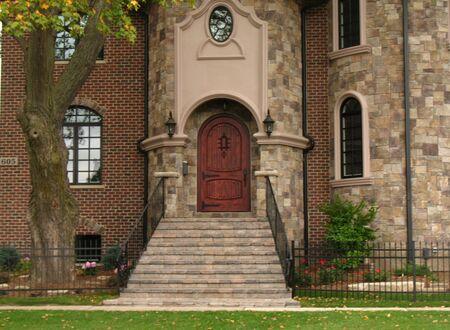 entryway: entryway Stock Photo