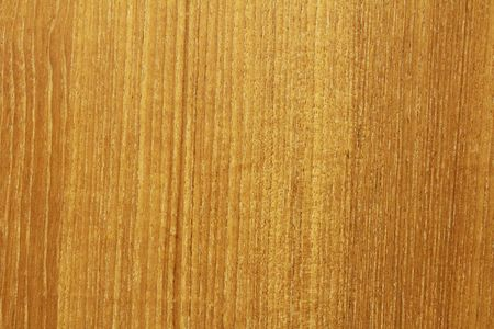 Medium brown oak wood grain pattern background from a dining room table. photo