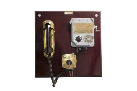 magneto: magneto telephone
