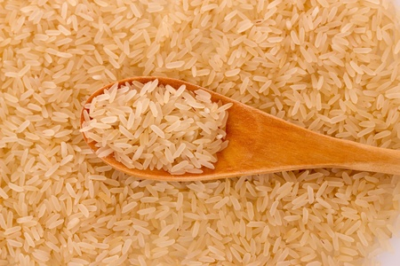 rice and spoon photo