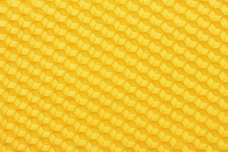 yellow beautiful honeycomb background Stock Photo - 12217369