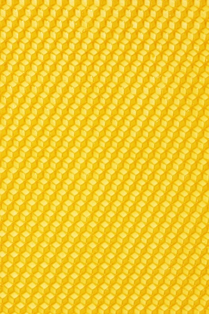 yellow beautiful honeycomb background Stock Photo - 12438896