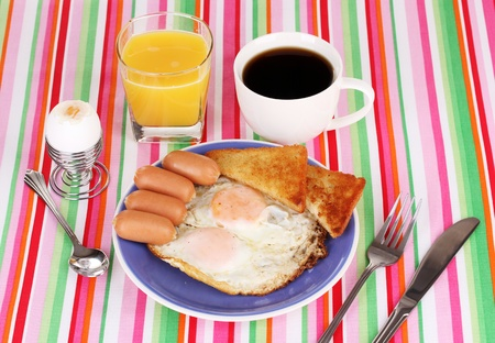 Classical breakfast Stock Photo - 13104251