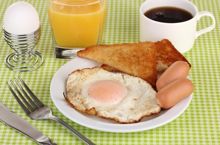 Classical breakfast Stock Photo - 13435833