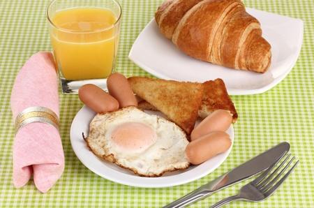 Classical breakfast Stock Photo - 13580014