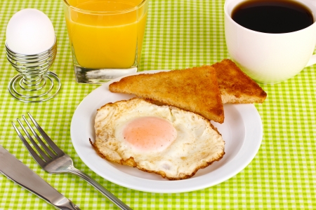 Classical breakfast Stock Photo - 13797421