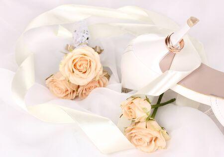 Wedding accessories Stock Photo - 14098695