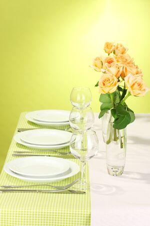 beautyful: elegant holiday table setting