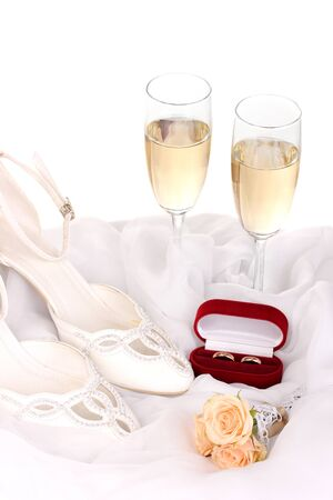 Wedding accessories Stock Photo - 16591812