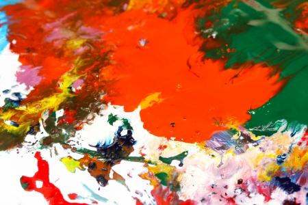 Color paint Stock Photo - 17866748