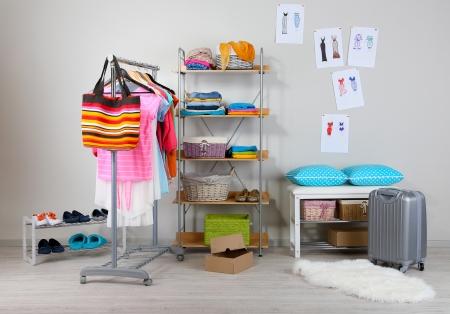 Women wardrobe  photo