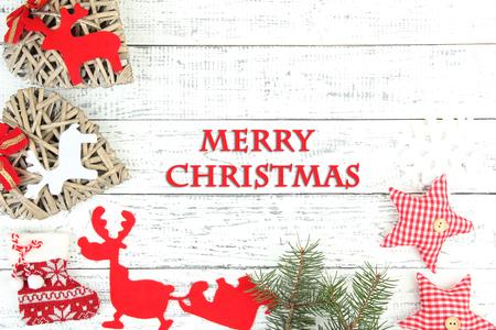 Beautiful Christmas background photo