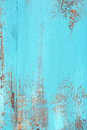vintage timber: Blue old wooden background