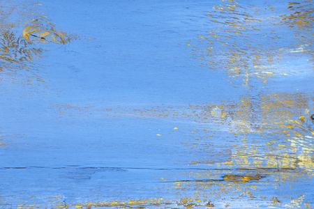 grange: Blue old wooden background