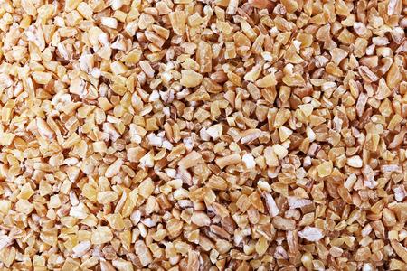 groats: Wheat groats as background