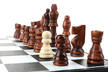individuality: Individuality chess concept