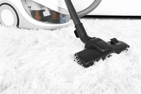 room service: Vacuum cleaner carpet