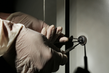 latchkey: Picking a lock