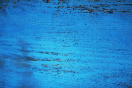 variation: Blue old wood texture close-up background