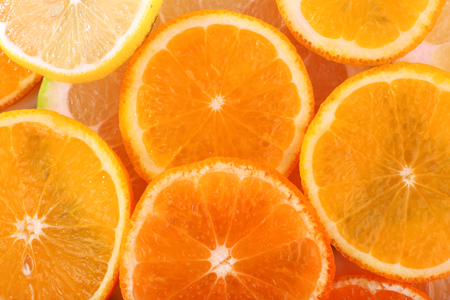 sweetie: Oranges and sweetie close up