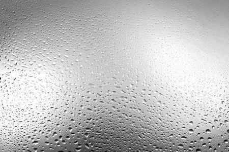 Water drops texture background Archivio Fotografico