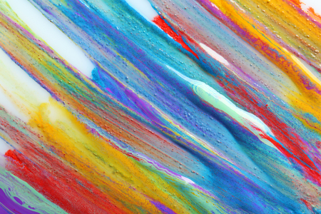 Paint texture as background, closeup 版權商用圖片