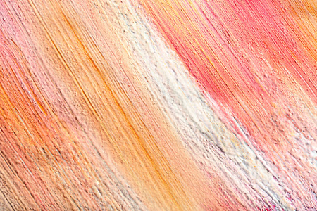 Oil painted texture