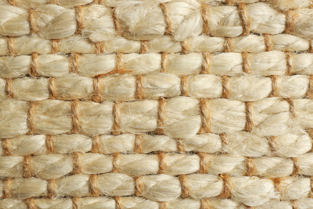 Braided texture as background