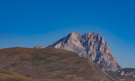 Gran Sasso of Italy. It is the highest mountain massif in the continental Apennines, located in the central Apennines, entirely in Abruzzo. Altitude: 2.912 m