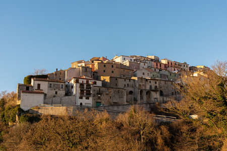 Miranda, Isernia, Molise. In the province of Isernia, just a few kilometers from the pentra town, there is Miranda, a charming village at 900 m. above sea level, famous for the Truffle Festival.