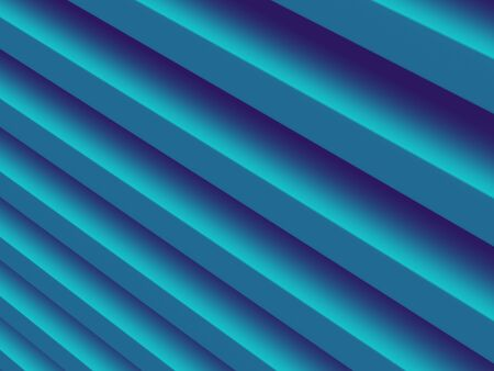 Geometric lines background for material modern design. 3D illustration. Works for text and website backgrounds, print and mobile application.