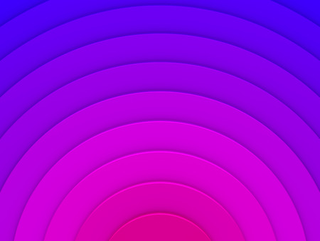 Female pink vortex abstract background. This pattern works for text backgrounds, web design, print or mobile application. 3D illustration. Stock Photo