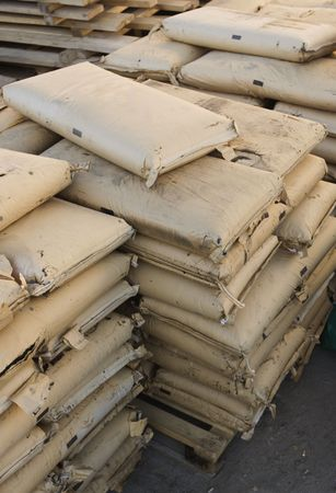 warehouse building: Bags