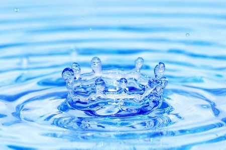 impacts: agua de bienvenida