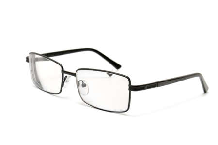 spectacles isolated on a white Stock Photo - 7139408