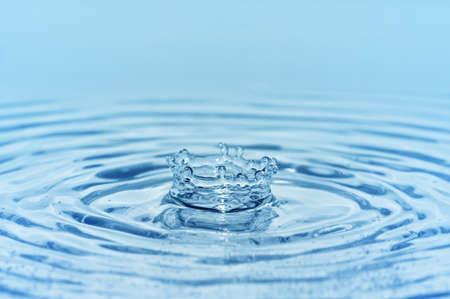 splash water Stock Photo - 7287075
