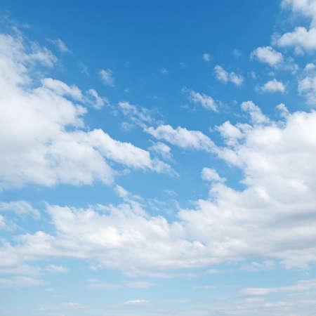 nimbi: blue sky