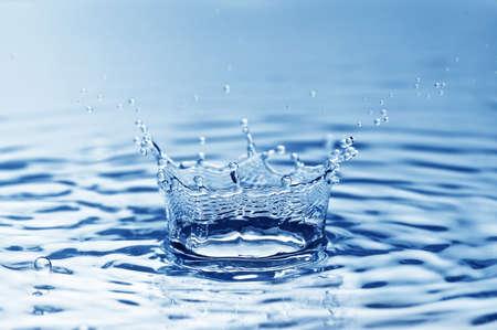 スプラッシュ水