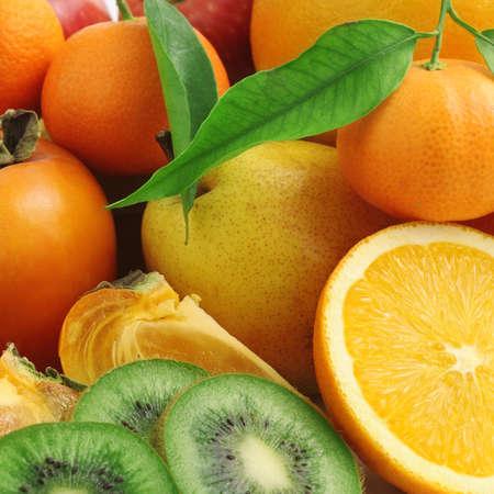 fruit background Stock Photo - 12210662