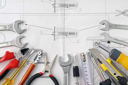 draft and tool