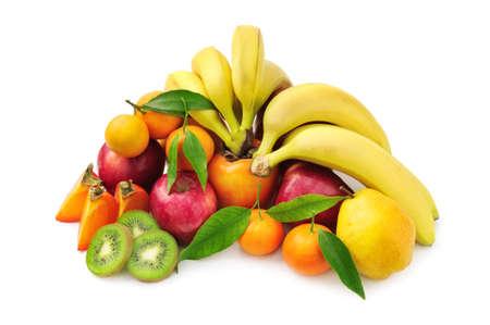 fruit isolated on a white background Stock Photo - 13522927