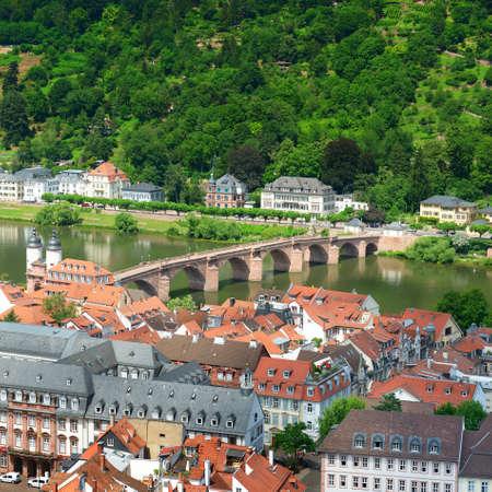 City of Heidelberg  Germany Stock Photo - 15046649