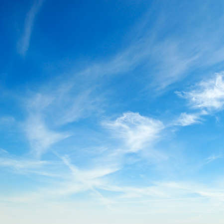 clouds and skies: blue sky